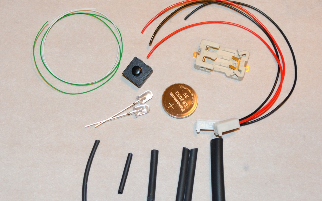 DIY LED Light Harness Instructions